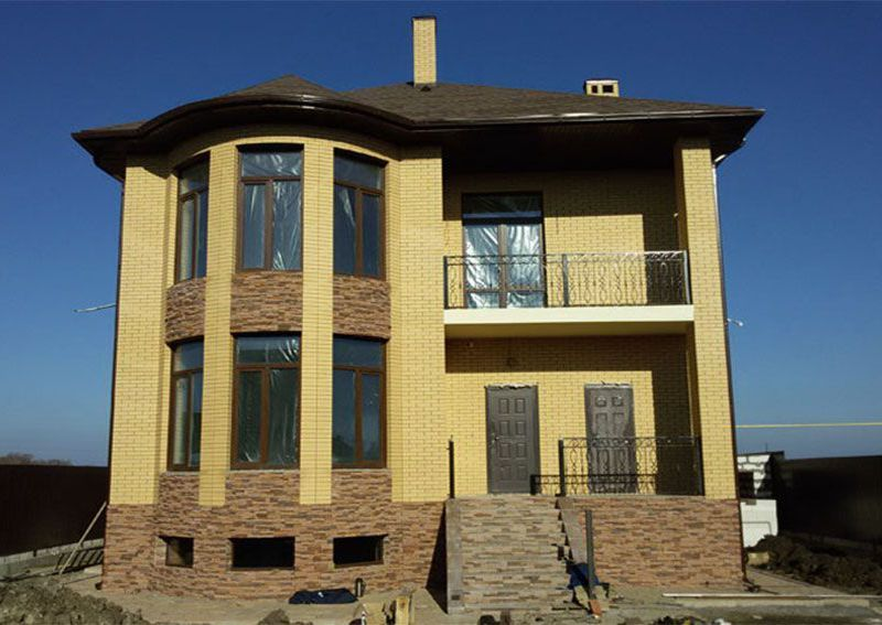 Строительство домов в краснодаре - строительстная компания н.